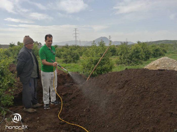 کمپوست ای ام EM compost